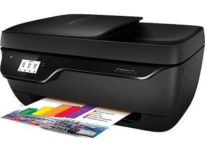 Hp OFFICEJET 3833 AIO - Impresora Multifuncion Tinta Color