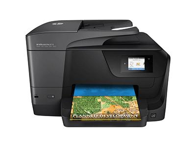 Hp OFFICEJET PRO 8710 AIO - Impresora Multifuncion Laser Color