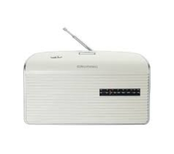 Grundig MUSIC 60 WHITE/SILVER - Transistor