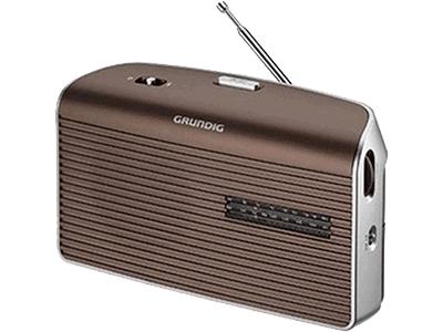 Grundig MUSIC 60 BROWN/SILVER - Transistor