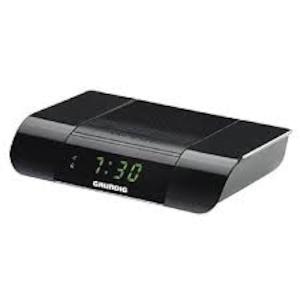 Grundig KSC 35 BLACK - Radio Reloj
