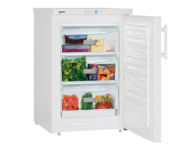 Liebherr GP-1213-20 001 - Congelador Vertical A++ Alto 85 Cm 90 Litros Blanco