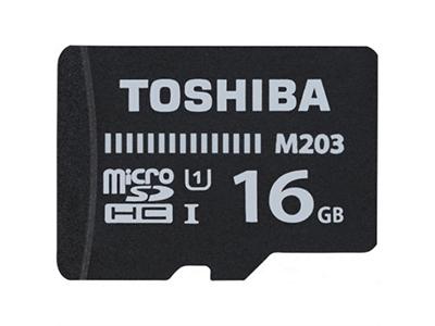 Toshiba THN-M203K0160EA - Tarjetas De Memoria Microsd 16 Gb