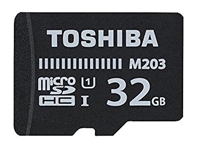Toshiba THN-M203K0320EA - Tarjetas De Memoria Microsd 32 Gb