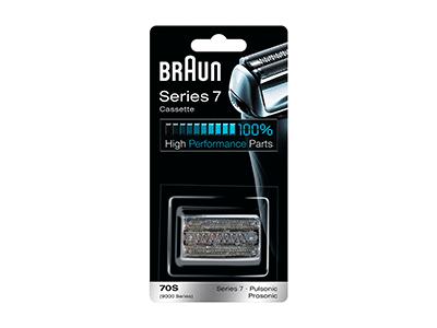 Braun CASETTE 70 S (PULSONIC Y SERIES 7) - Recambio