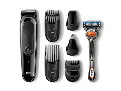 Braun MGK 3060 - Multigroom