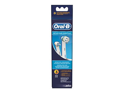 Braun ORTHO KIT - Recambio Cepillo Dental