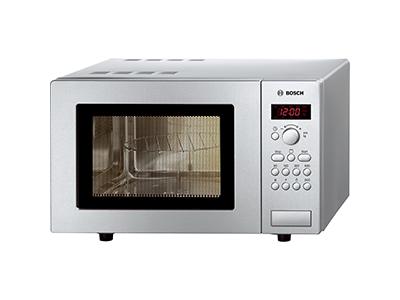 Bosch HMT75G451 - Horno Microondas Con Grill 18 Litros Inox