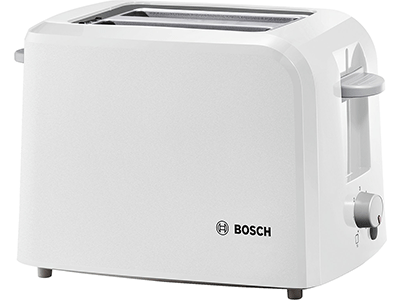 Bosch TAT3A011 - Tostador Compacto 2 Ranuras