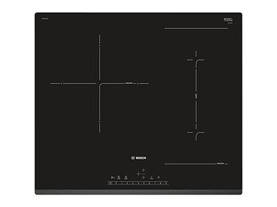 Bosch PVJ631FB1E - Vitroceramica Induccion 3 Zonas Coccion Ancho 60 Cm