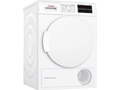 Bosch WTG87229ES - Secadora Con Bomba De Calor 8 Kg A++ Blanco
