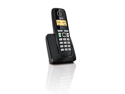 Siemens GIGASET A220 NEGRO - Telefono Sobremesa