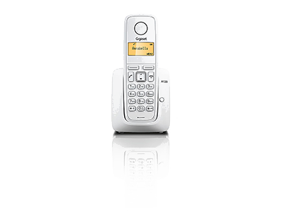 Siemens GIGASET A120 BLANCO - Telefono Sobremesa