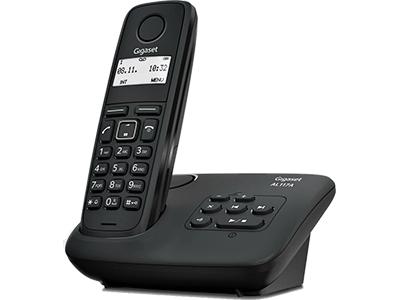 Siemens AL117A - Telefono Sobremesa Con Contestador