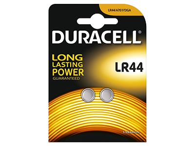 Duracell LR 44 B2 - Pila