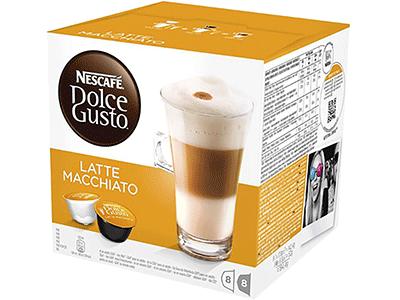 Nestle LATTE MACCHIATO 194 G - Capsula Cafe