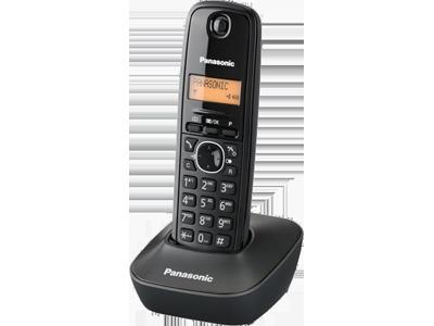 Panasonic KX-TG1611SPH - Telefono Sobremesa