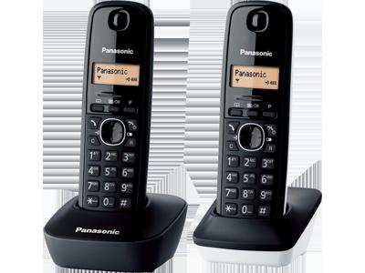 Panasonic KX-TG1612SP1 - Telefono Sobremesa