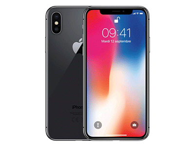 "Apple IPHONE X 256GB SPACE GREY - Telefono Movil 5,8"" Ios"