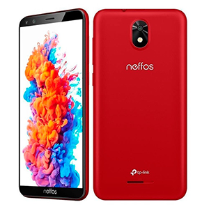 "Tp-link C5 PLUS ROJO 16GB - Telefono Movil 5.3"" Android"