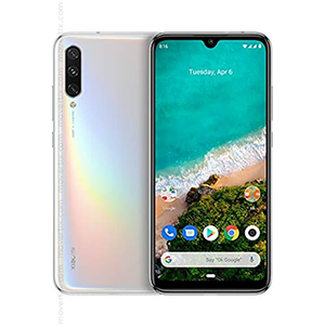 """Xiaomi MI A3 64GB WHITE - Telefono Movil 6,1"""" Android"""