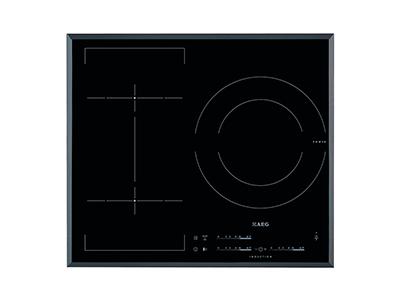 Aeg HKL65310FB - Vitroceramica Induccion 3 Zonas Coccion Ancho 60 Cm