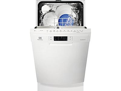 Electrolux ESF4513LOW - Lavavajillas 45 Cm A+ 9 Cubiertos Blanco