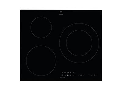 Electrolux LIT60336C - Vitroceramica Induccion 3 Zonas Coccion Ancho 60 Cm