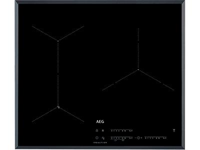 Aeg IAE63431FB - Vitroceramica Induccion 3 Zonas Coccion Ancho 60 Cm
