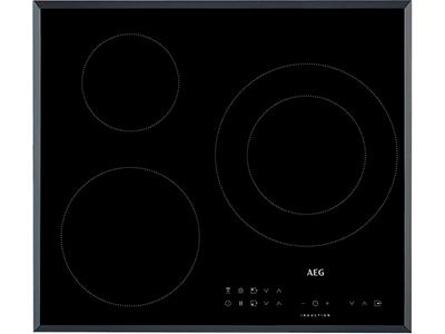 Aeg IKB63301FB - Vitroceramica Induccion 3 Zonas Coccion Ancho 60 Cm
