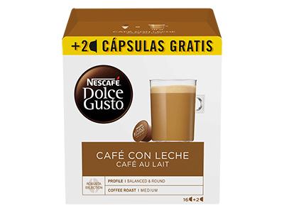 Nestle JIRAFA CAFE CON LECHE CONJUNTO - Capsula Cafe