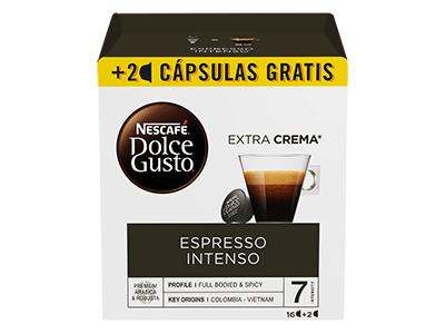 Nestle JIRAFA EXPRESSO INTENSO CONJUNTO - Capsula Cafe