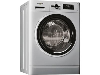 Whirlpool FWDG96148SBS.EU - Lavadora Secadora 9/6 Kg 1400 Rpm A Inox