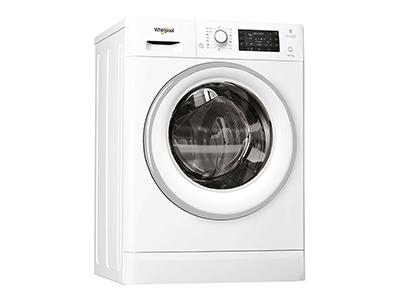 Whirlpool FWDD1071681WS.EU - Lavadora Secadora 10/7 Kg 1600 Rpm A Blanco