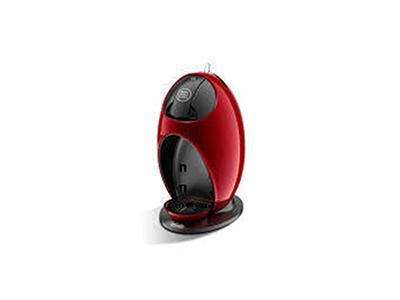Delonghi EDG250.R - Cafetera Capsulas Jovia Roja