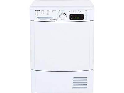 Indesit EDCEG45BH.EU - Secadora De Condensacion 8 Kg B Blanco