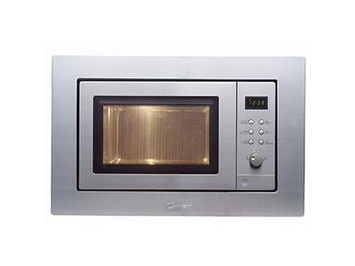 Candy MIC201EX - Horno Microondas Integrable 20 Litros Con Grill Inox