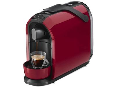 Cafento STRACTO S24 ROJA - Cafetera Capsulas