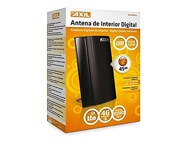 Engel AN0266L - Antena Electronica Tv Dig