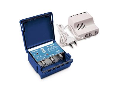 Engel AM6112KL - Amplificador