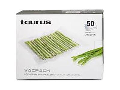 Taurus SET DE BOLSAS VACPACK 30X35 CM -