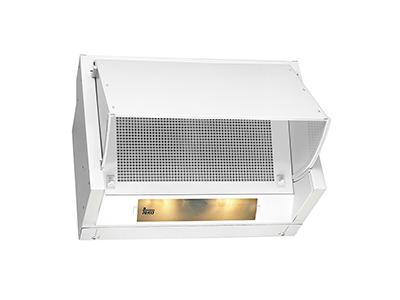Teka NR1 89 BLANCO (2 MOTORES) - Campana Integrable Ancho 60 Cm