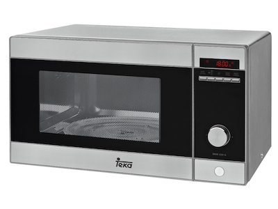Teka MWE 230 G INOX - Horno Microondas Con Grill 23 Litros Inox