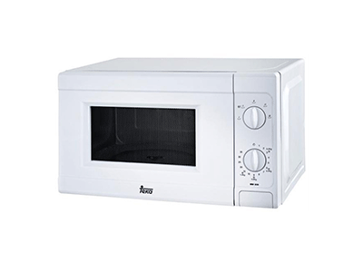 Teka MW206 - Horno Microondas Sin Grill 20 Litros Blanco