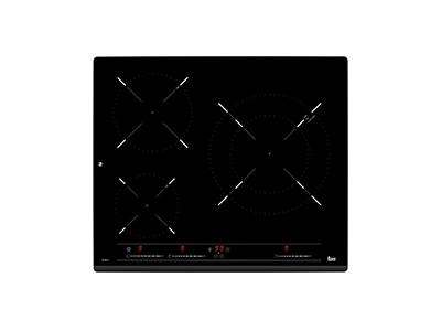 Teka IZ PRO 6315 - Vitroceramica Induccion 3 Zonas Coccion Ancho 60 Cm
