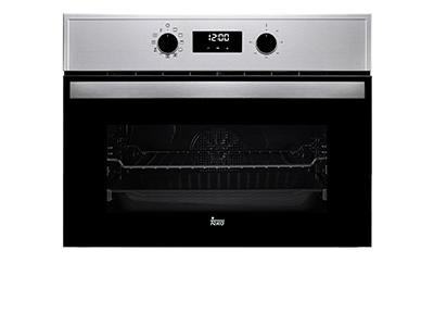 Teka HBC 625 P INOX - Horno Compacto Pirolitico Inox