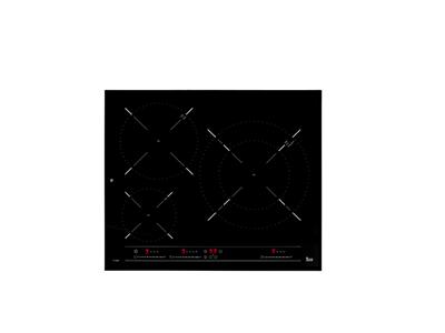 Teka IT 6320 - Vitroceramica Induccion 3 Zonas Coccion Ancho 60 Cm