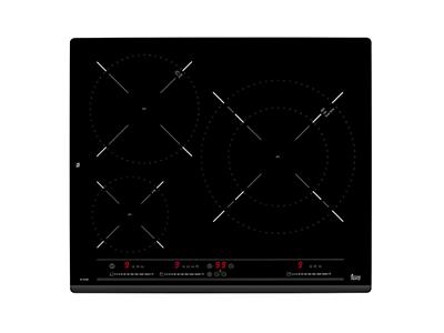 Teka IZ PRO 6320 - Vitroceramica Induccion 3 Zonas Coccion Ancho 60 Cm