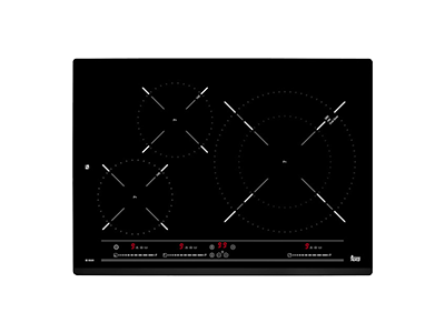 Teka IZ 5320 - Vitroceramica Induccion 3 Zonas Coccion Ancho 60 Cm