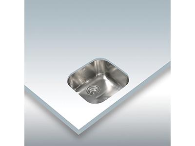 Cata CBP 40-40 - Fregadero De Cocina Acero 50 Cm 1 Cubeta 0 Escurridor
